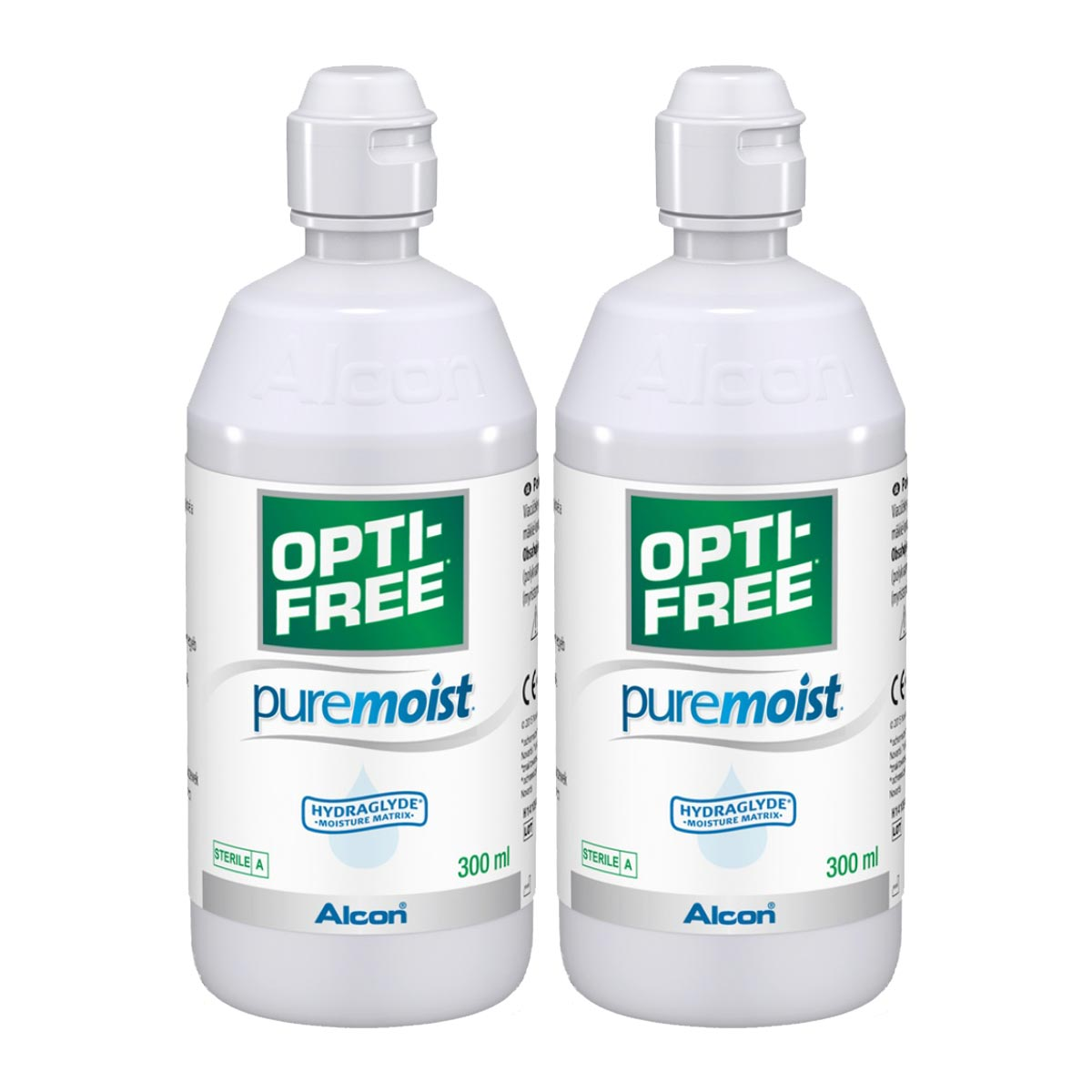 OptiFree PureMoist Twin Pack 2300ml